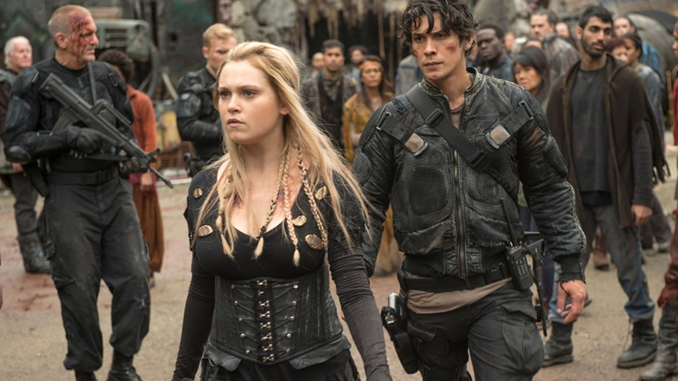 The 100: Most Shocking Things From Season 4 | The 100