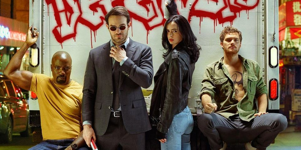 First Trailer For 'The Defenders' Is Released | The Defenders