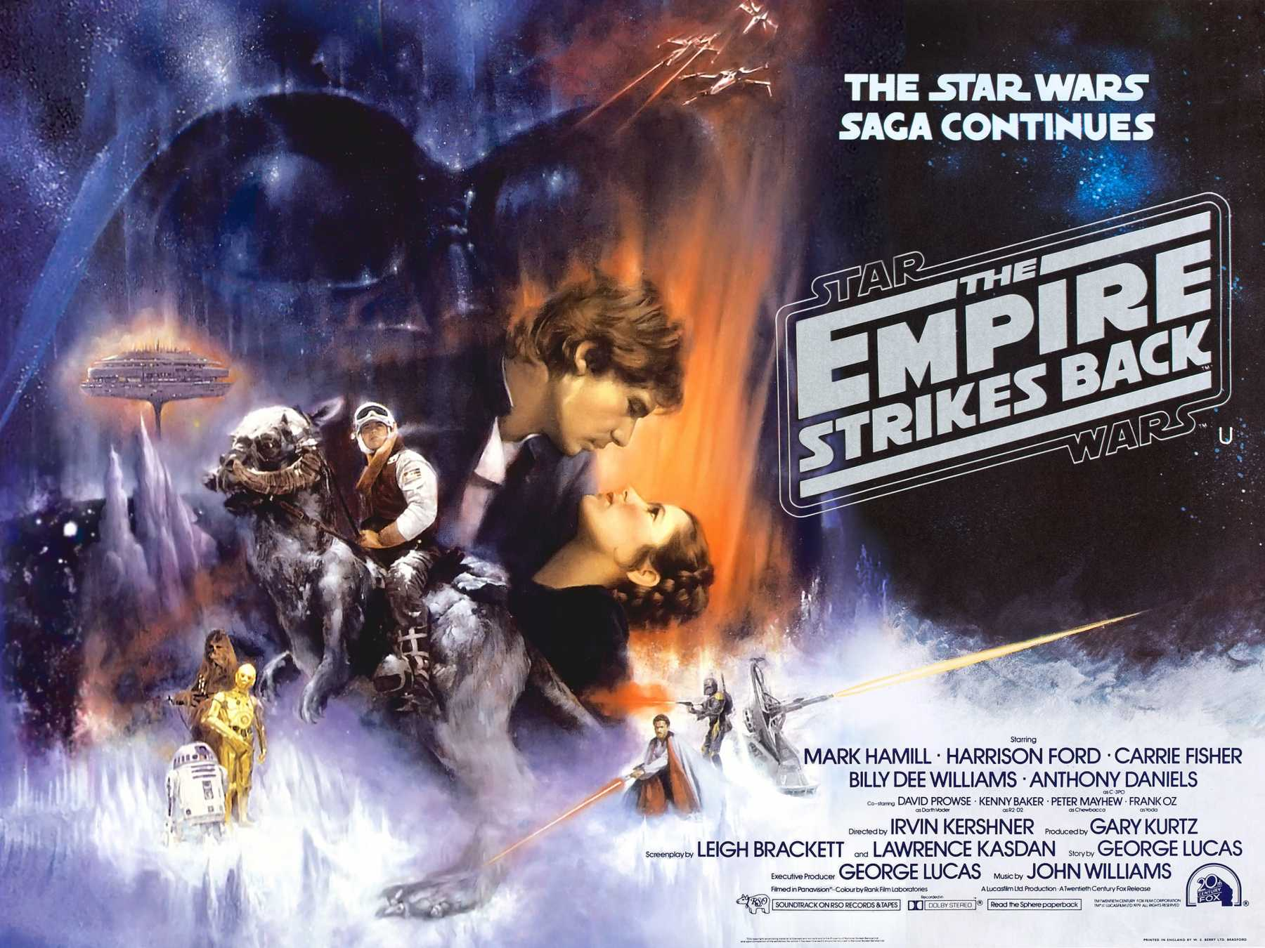 Unnecessarily Hard Trivia: The Empire Strikes Back | Empire Strikes Back