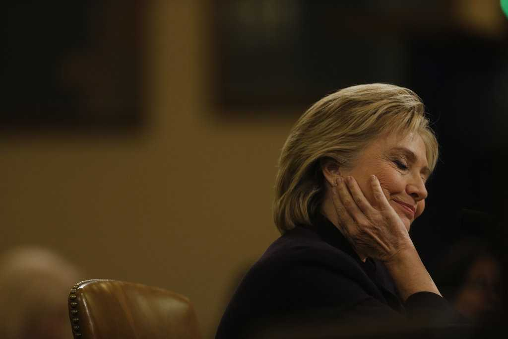 The Status of Hillary Clinton: Presidential | Hillary Clinton