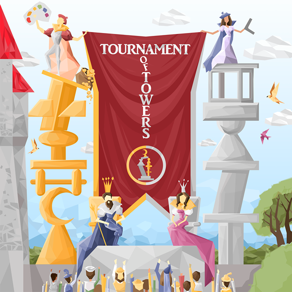 Outbuild Your Friends In Tournament Of Towers  | Tournament of Towers