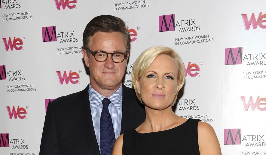 Joe And Mika Of 'Morning Joe' Are Getting Married | Morning Joe
