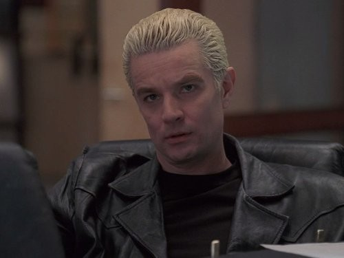 James Marsters Cast in A Bread Factory | James Marsters