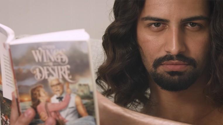 KFC Releases Romance Novella Tender Wings Of Desire  | Tender Wings Of Desire
