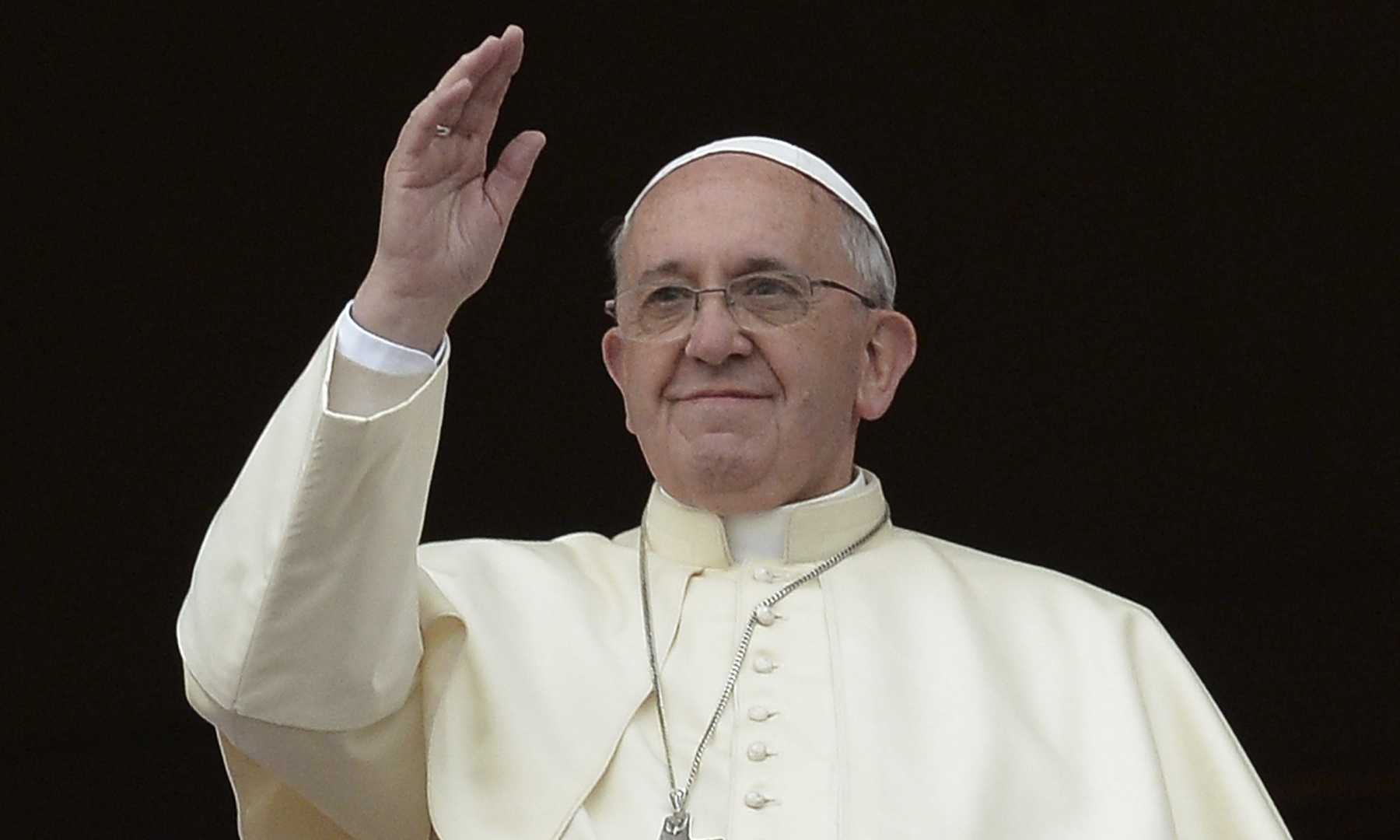 Pope Francis Criticizes Mother Of All Bombs | Pope