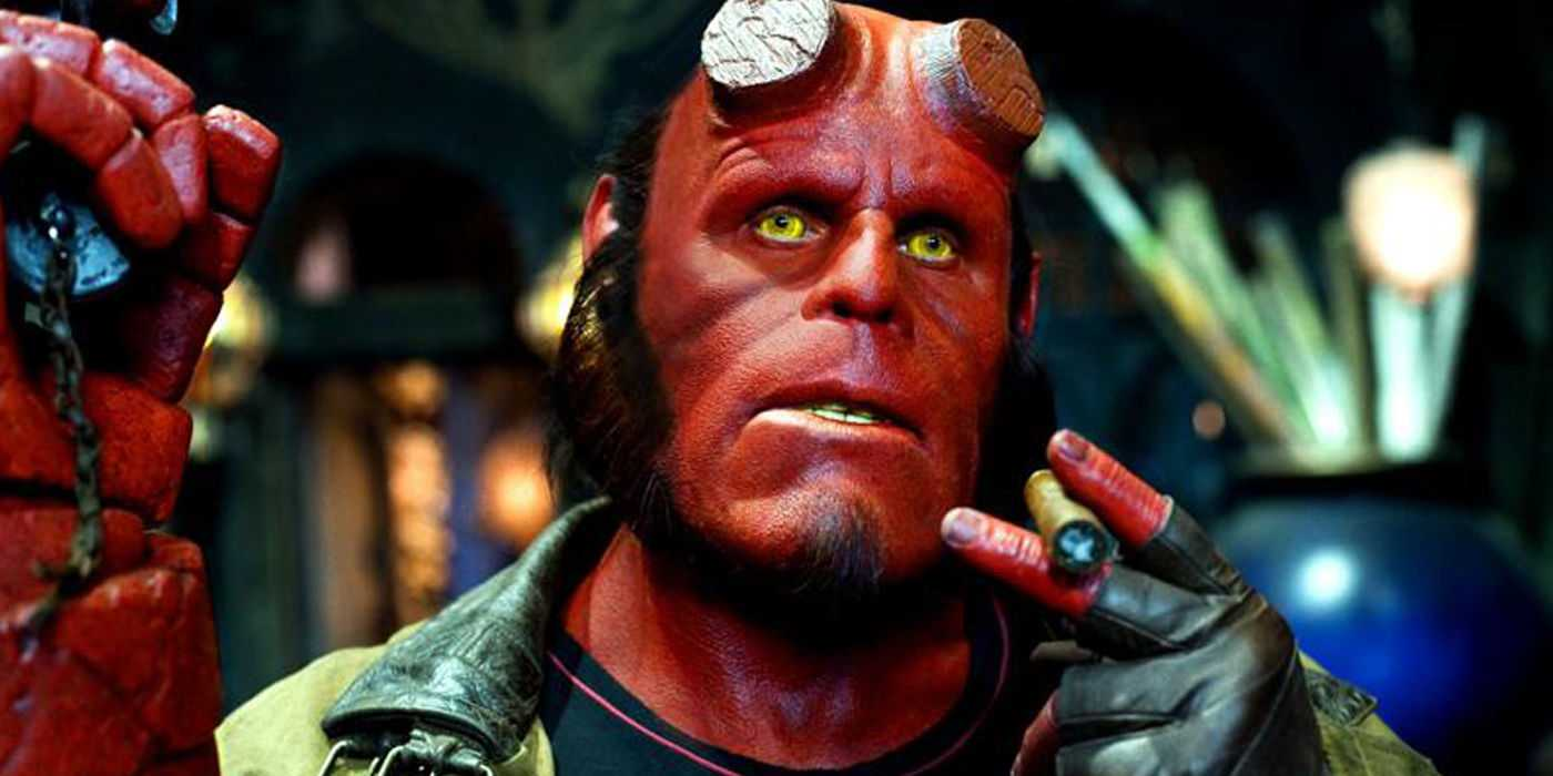 An R-Rated Hellboy Film Is In The Works | Hellboy