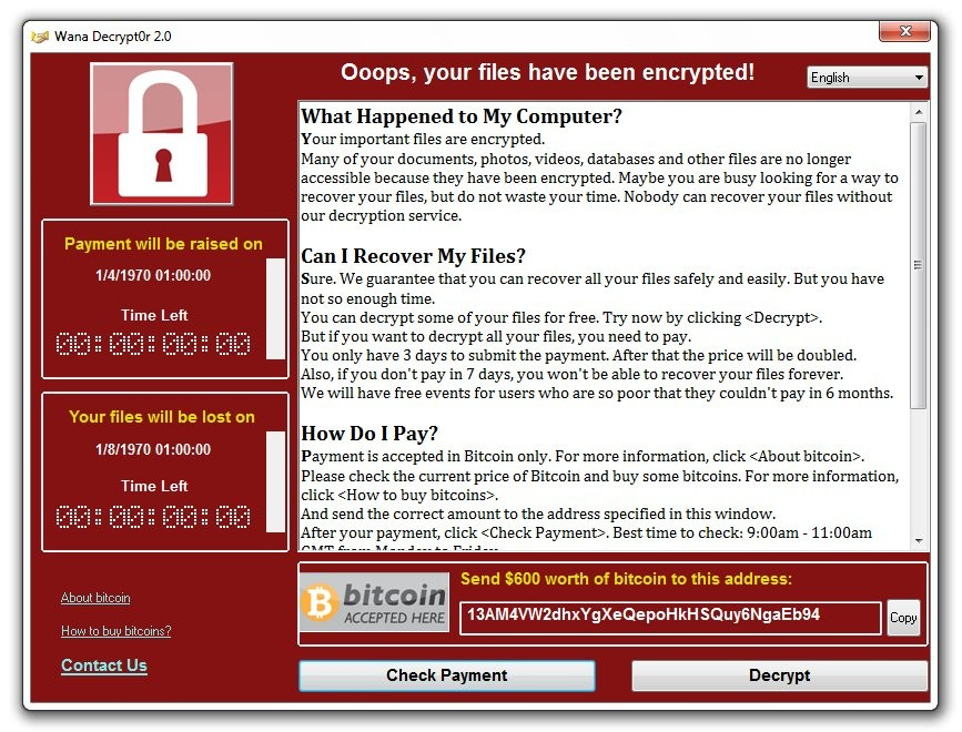 hacker message