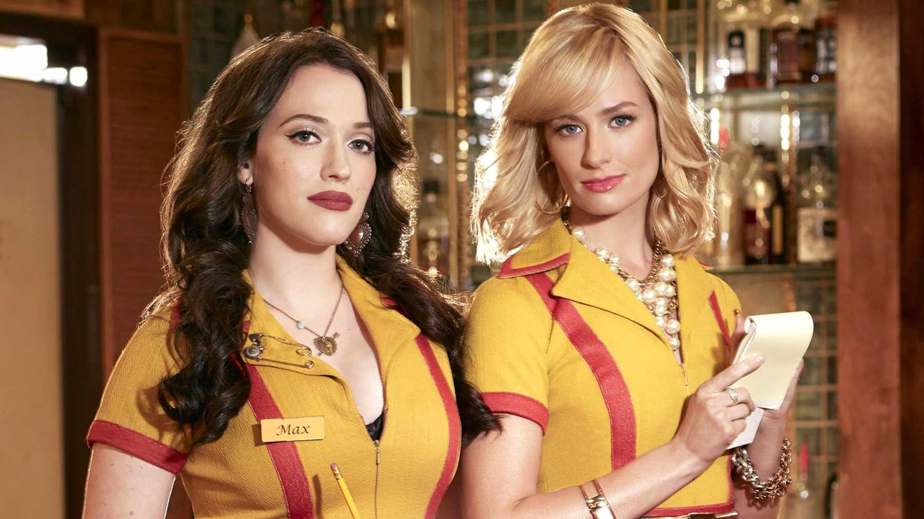 '2 Broke Girls' Cancelled After Six Seasons   2 Broke Girls