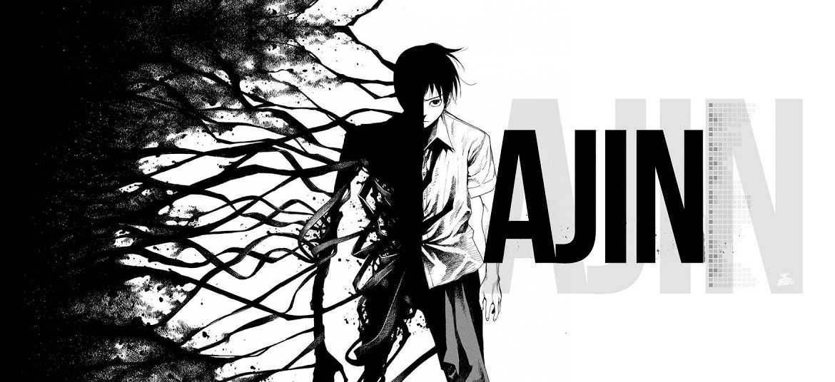 Ajin Finds Success Despite Using A Different Animation Technique | Ajin