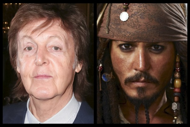 Paul McCartney To Appear In New Pirates Of The Caribbean Film | Paul McCartney Pirates