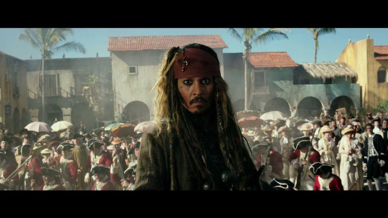 Online Pirates Holding 'Pirates' Film Hostage  | pirates