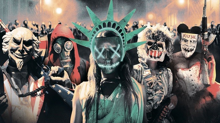 The Purge TV Series Details Released | Purge
