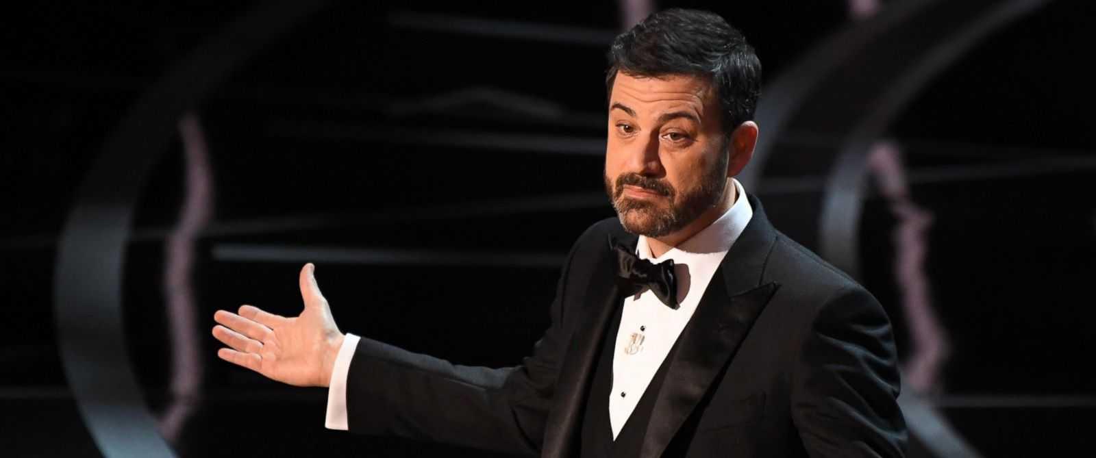 Jimmy Kimmel To Host Oscars 2018   Jimmy Kimmel