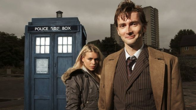 David Tennant And Billie Piper Reunite For Doctor Who Audio Drama | Doctor Who