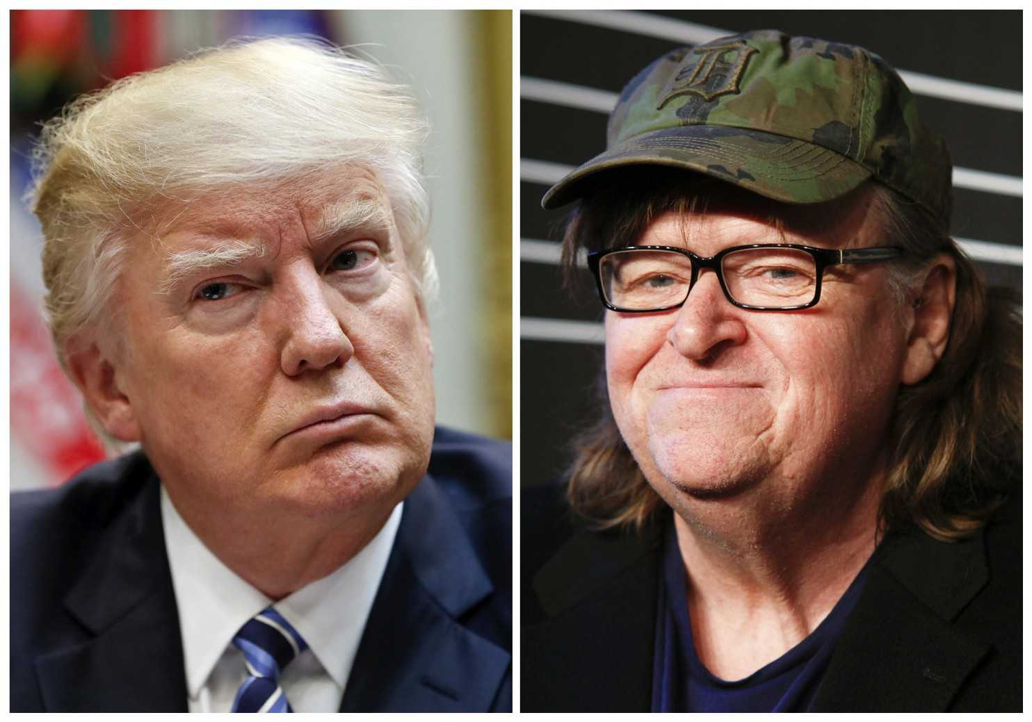 Michael Moore to Release Trump Documentary  | Michael Moore