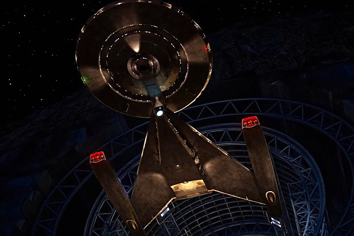 'Star Trek Discovery' Unveils First Trailer!   Discovery