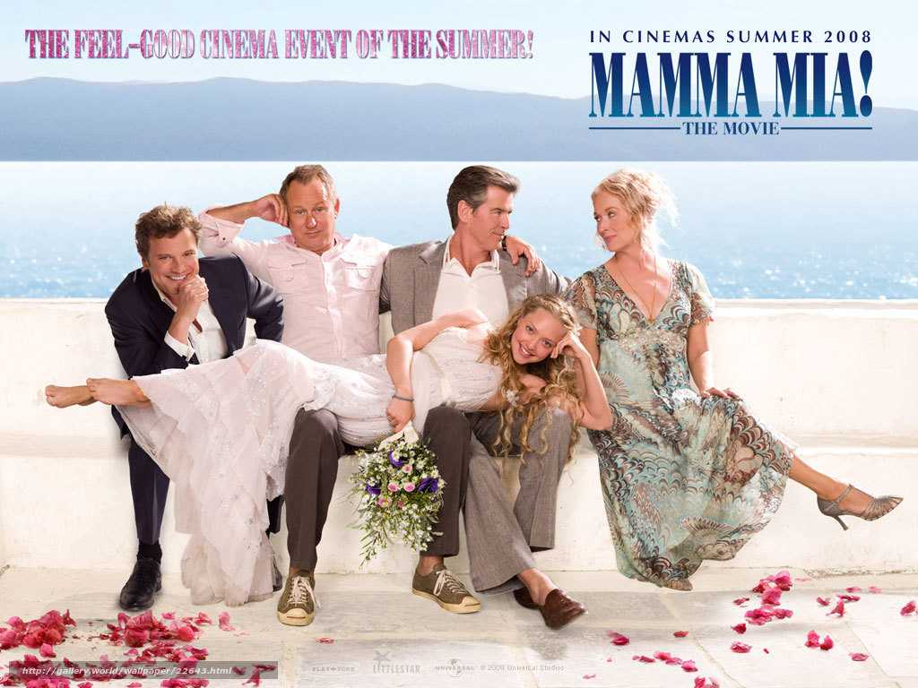 Mamma Mia Sequel Coming Summer 2018!  | Mamma Mia Sequel