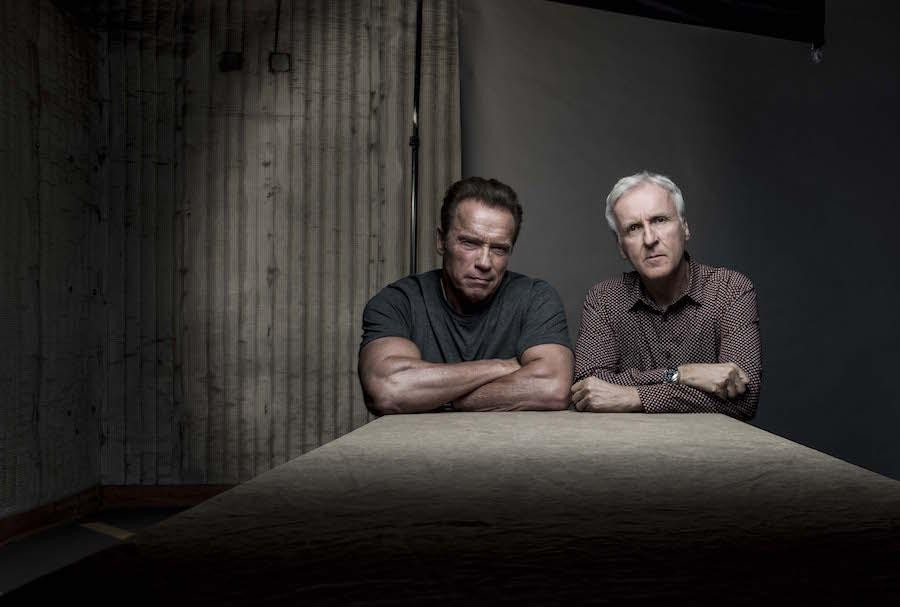 Next 'Terminator' Will Team Arnold Schwarzenegger Back With James Cameron! | Terminator