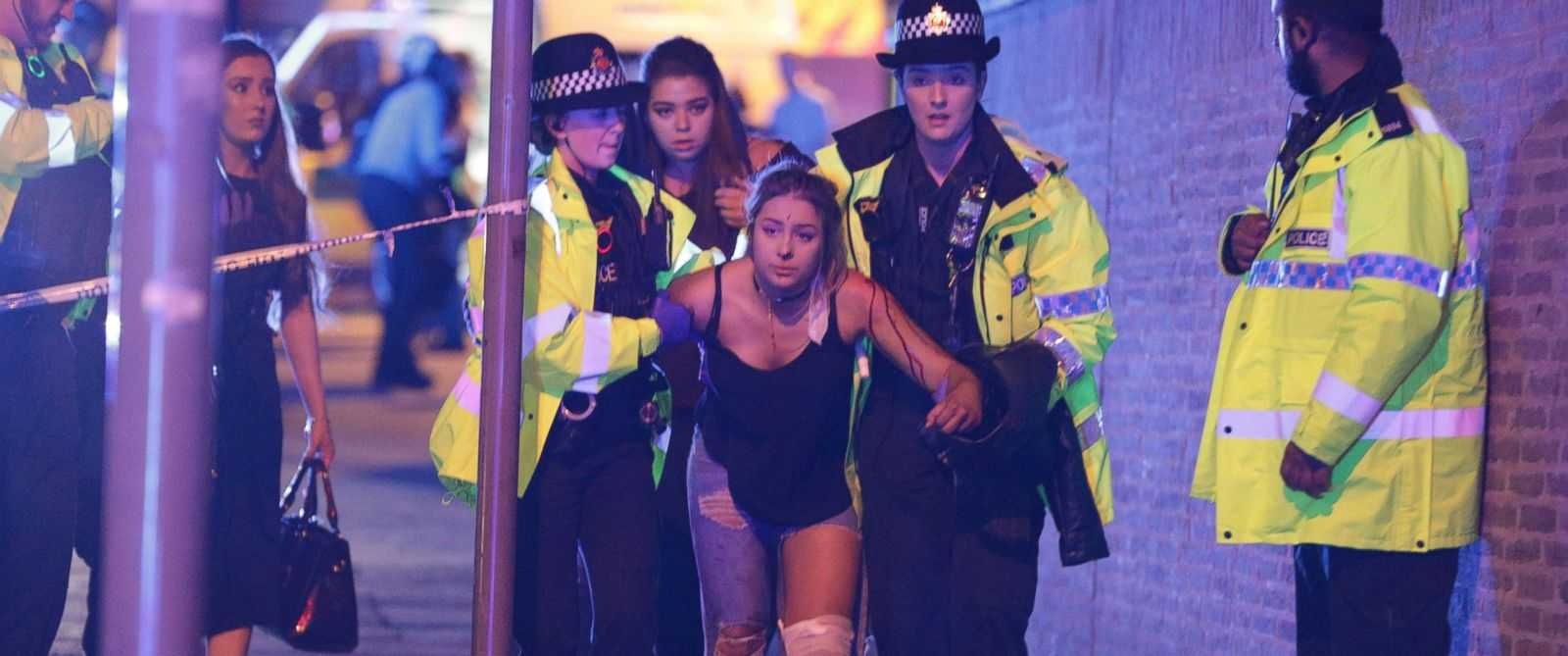 Explosions Rock Ariana Grande Concert In Manchester; Mass Casualties Reported | Ariana Grande