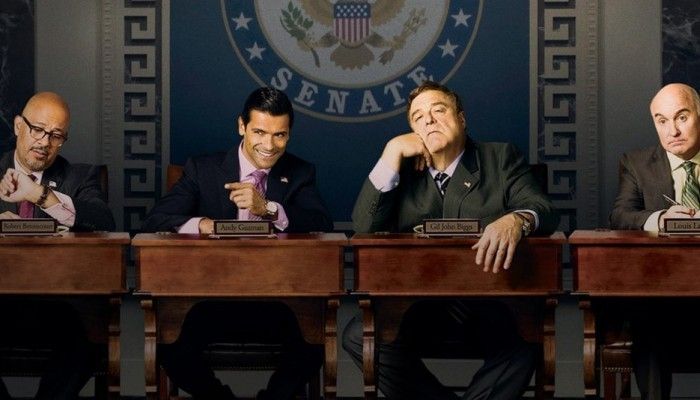 Why Amazon's 'Alpha House' Should Be Your Next Binge | Alpha