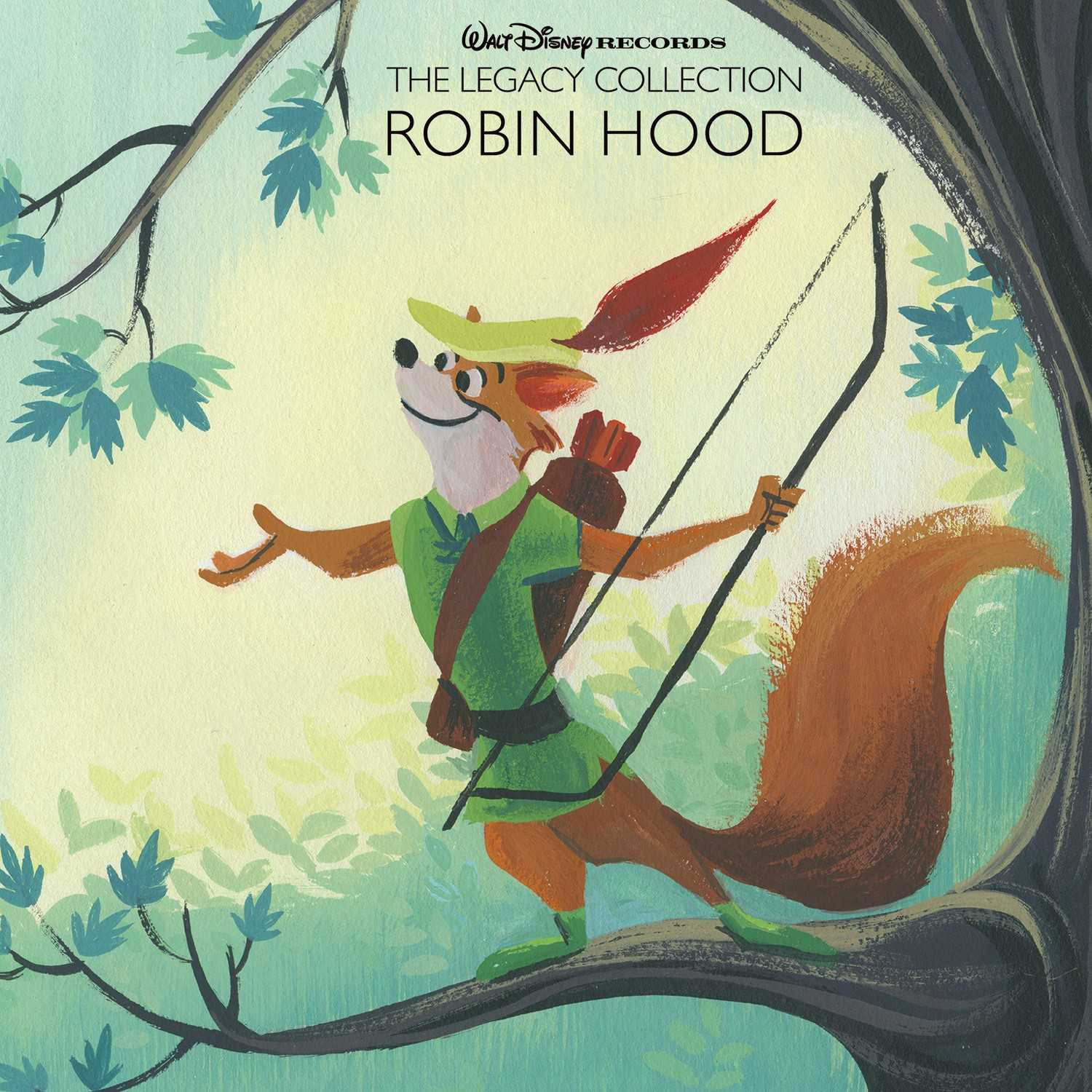 Walt Disney Records to Release the First Ever Official Soundtrack to Robin Hood | Robin Hood