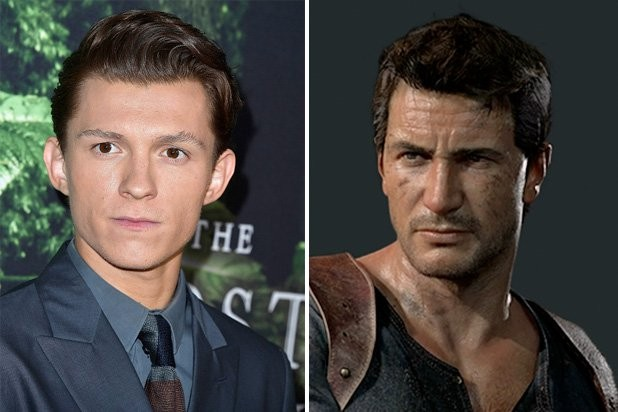 Tom Holland Cast As Young Nathan Drake In Upcoming Uncharted Film | Holland