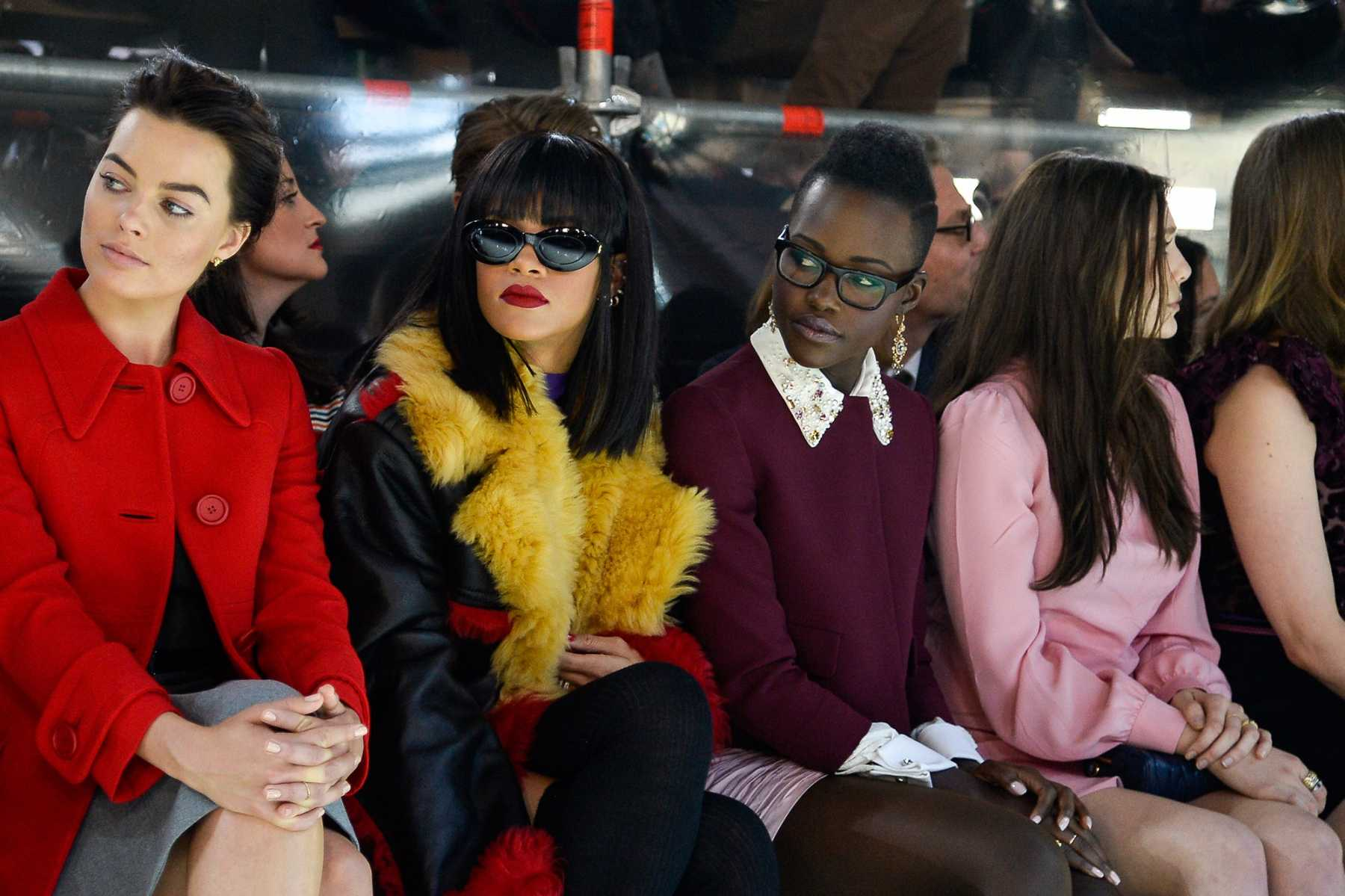 Rihanna And Lupita N'yongo Twitter Meme Is Actually Happening Actually Becoming A Movie | Netflix