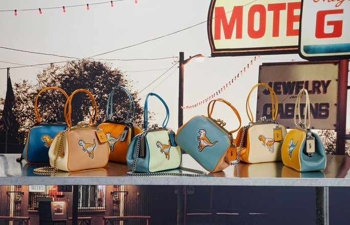 Coach Has A Dinosaur-Themed Line And We're Obsessed | Coach