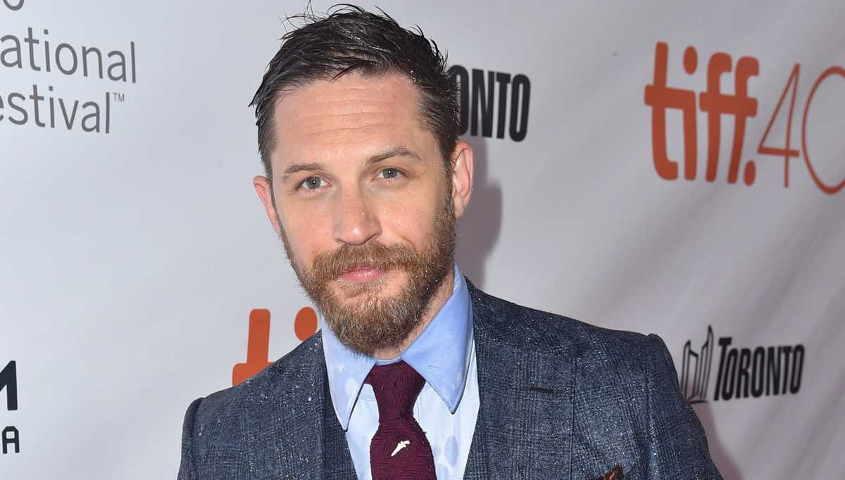 Tom Hardy Launches Fundraiser In Wake Of Manchester Attack | Tom Hardy