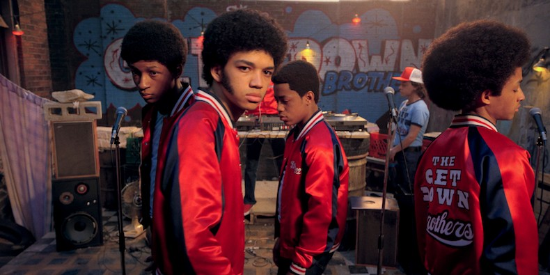 Baz Luhrmann Announces Cancellation Of 'The Get Down' | The Get Down