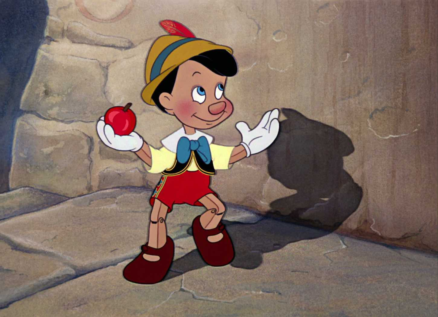 A Live-Action Pinocchio Is In The Works | Pinocchio