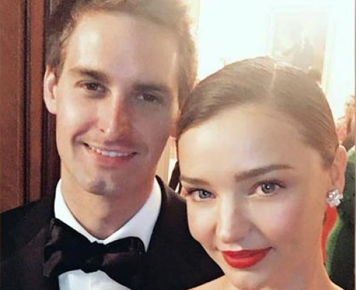 Miranda Kerr Marries Billionaire Evan Spiegel In Intimate Ceremony | Miranda Kerr
