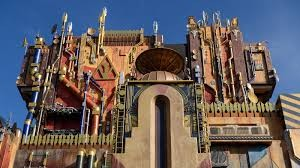 Disney's Guardians Of The Galaxy Ride Is Not For The Faint Of Heart | Guardians
