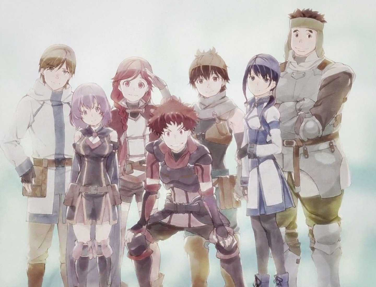 Grimgar, Ashes And Illusions Series Review  | grimgar ashes and illusions