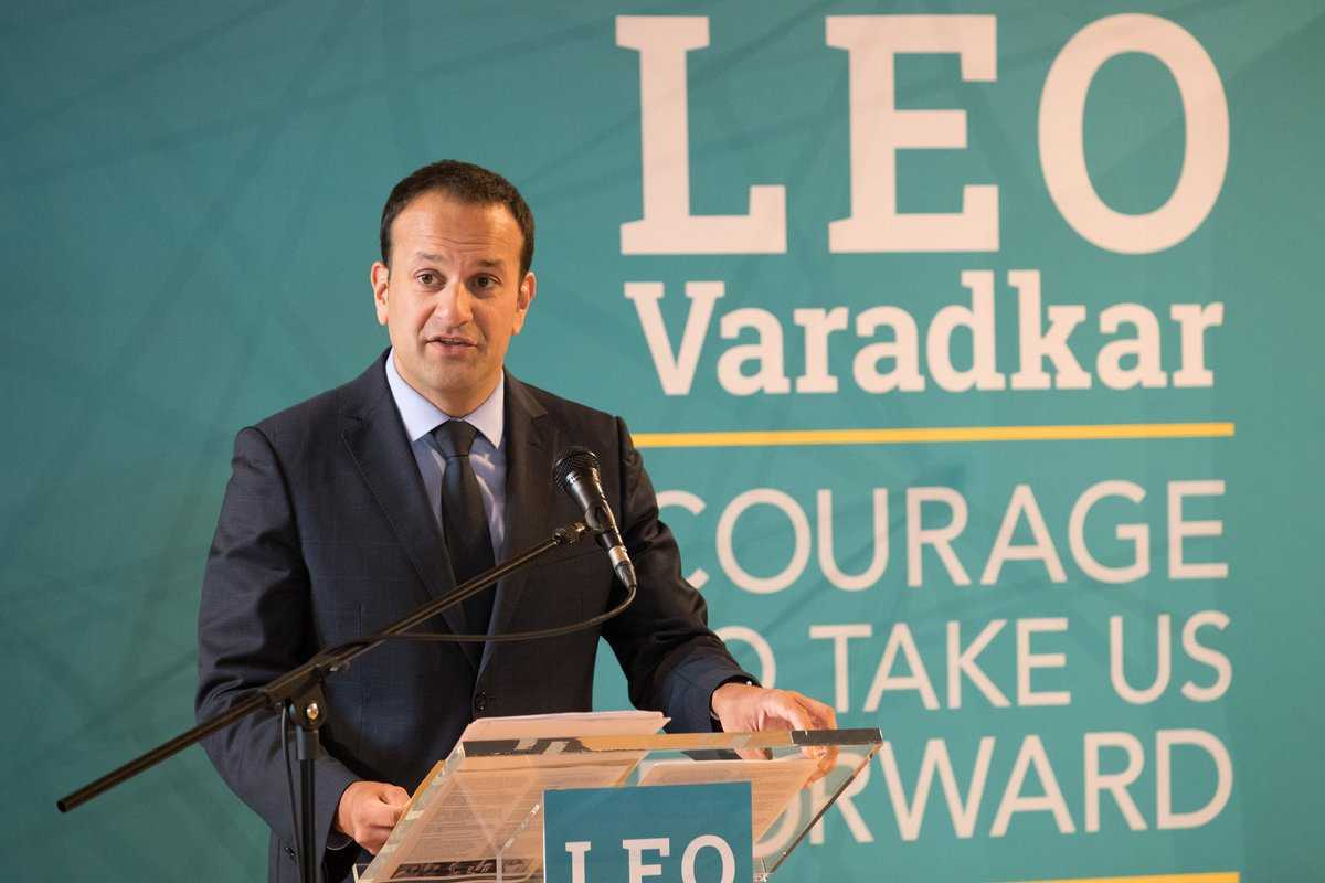 Ireland's Next Prime Minister Is The Gay Son Of An Indian Immigrant | varadkar