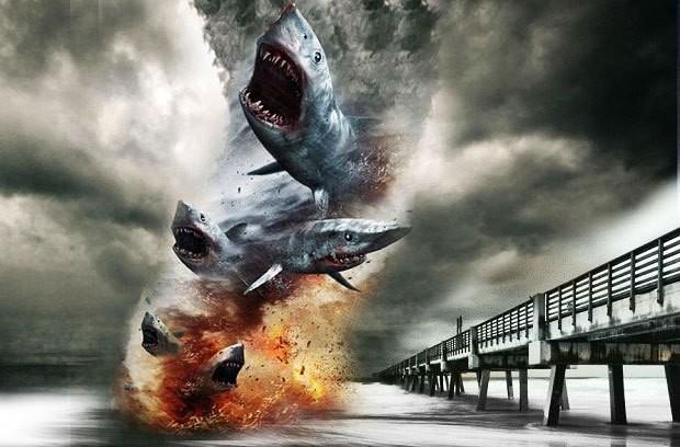 Sharknado 5 Title And Cameos Revealed | Sharknado