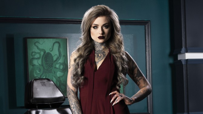 All Female 'Ink Master' Spinoff Episode To Be Its Own Series | Ink Master