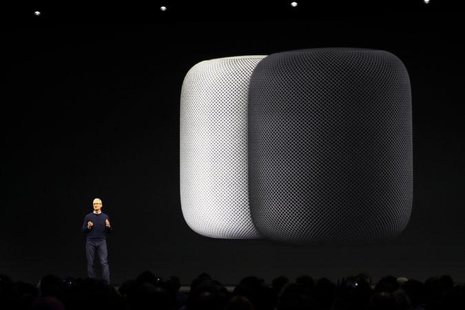 Apple Announces Amazon Echo Competitor HomePod At WWDC | Apple HomePod