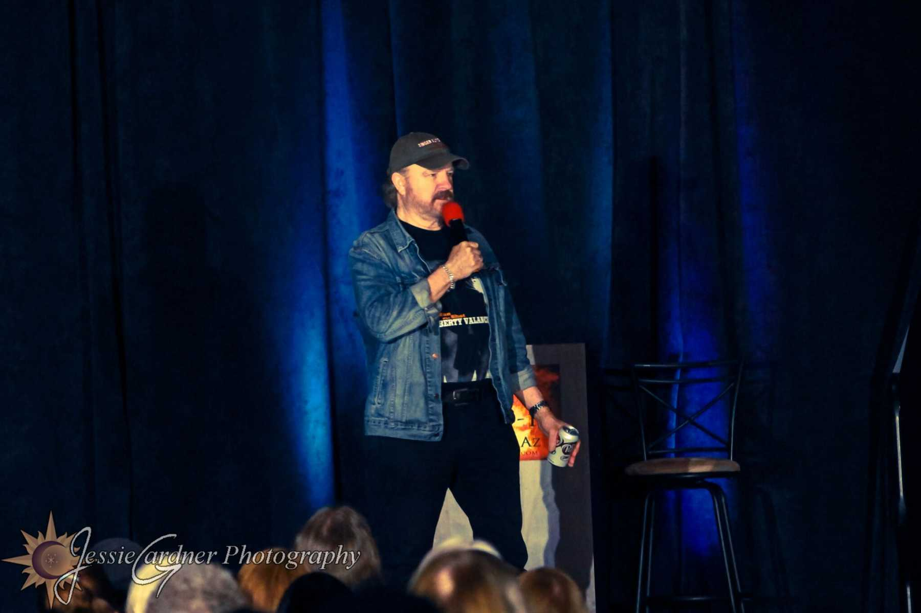 #SPNPHX Spotlight: Jim Beaver Panel | Jim Beaver