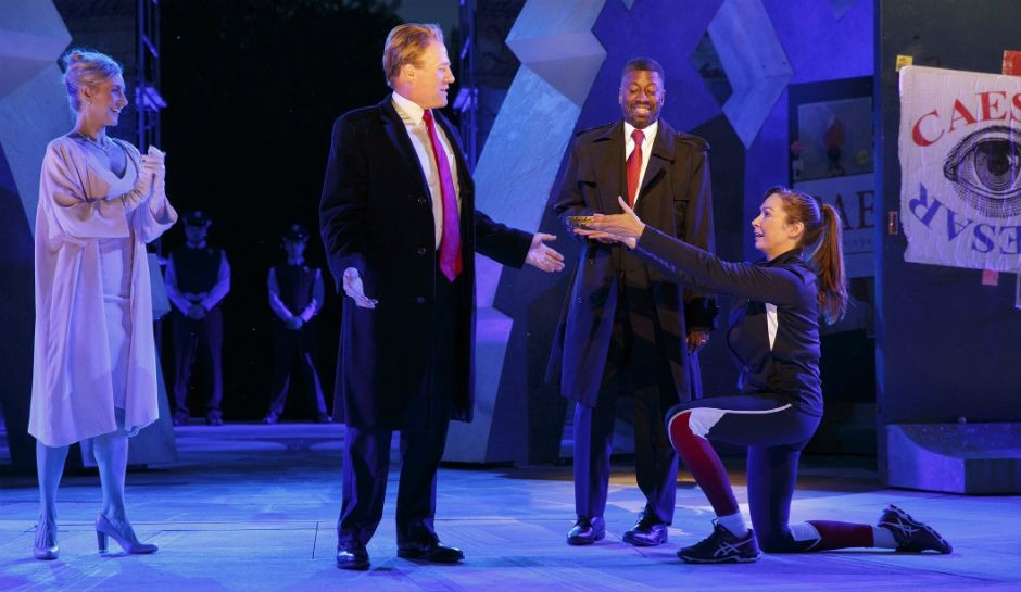 Delta And Bank Of America Pull Funding From Shakespeare In The Park | Julius Caesar