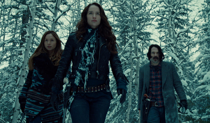 Wynonna Earp: Best Moments From The Season 2 Premiere | Wynonna Earp