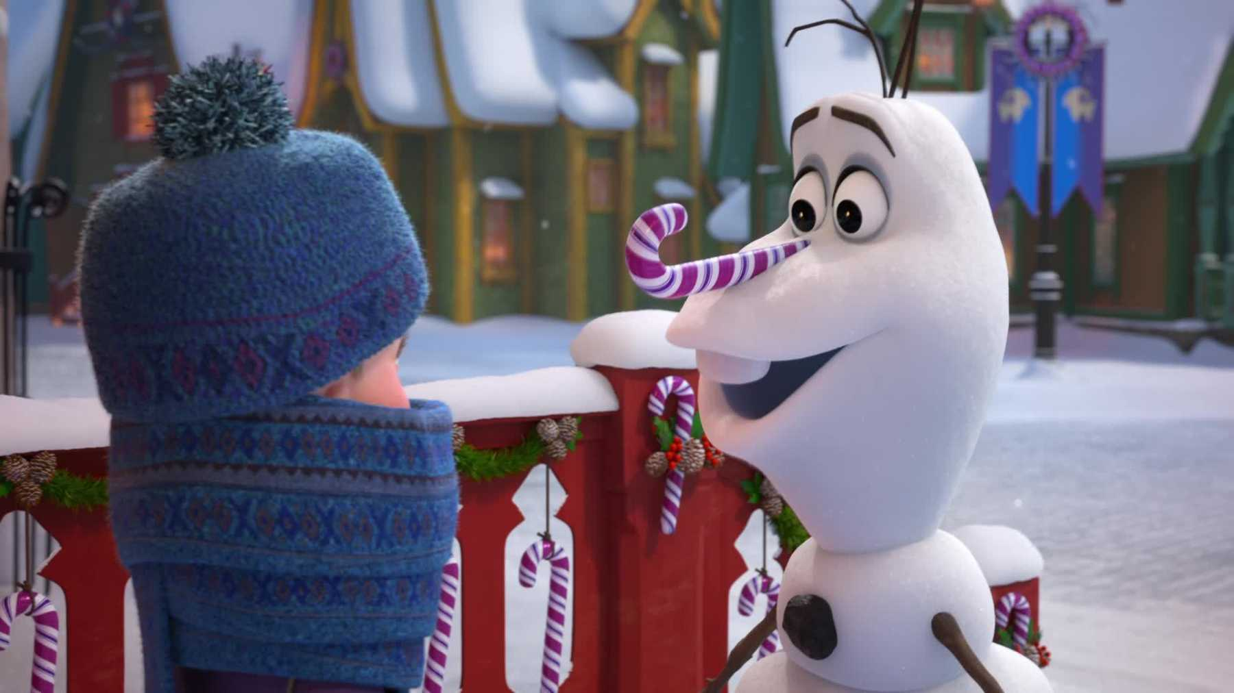 'Olaf's Frozen Adventure' Trailer Has Been Released | Olaf's Frozen Adventure