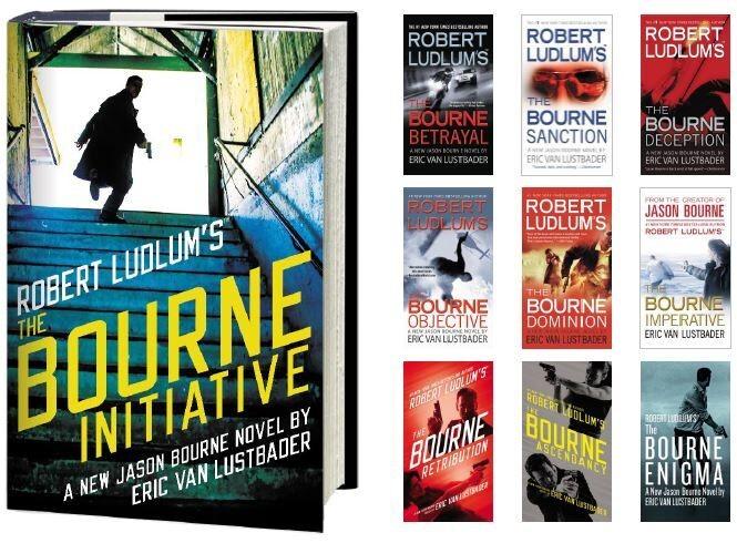 Win 'The Bourne Initiative' Prize Pack Featuring 10 Books! | Bourne Initiative