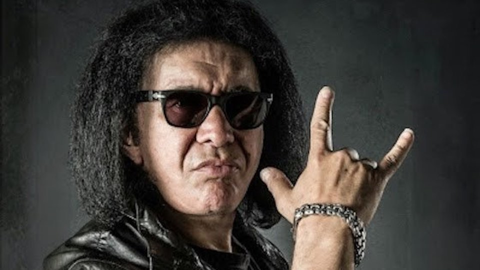 Gene Simmons Files Trademark For Iconic Devil Horns Hand Gesture | Simmons