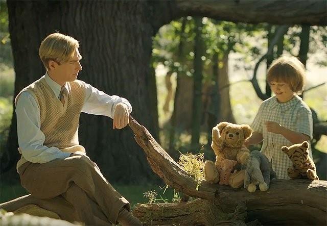 'Goodbye Christopher Robin' Trailer Released, With Eyes On Awards Season | Goodbye Christopher Robin
