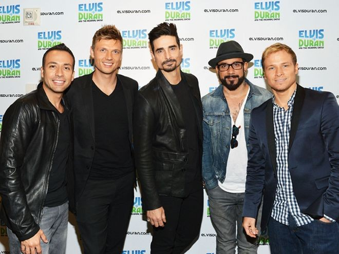 Backstreet Boys Extend Las Vegas Residency | Backstreet Boys