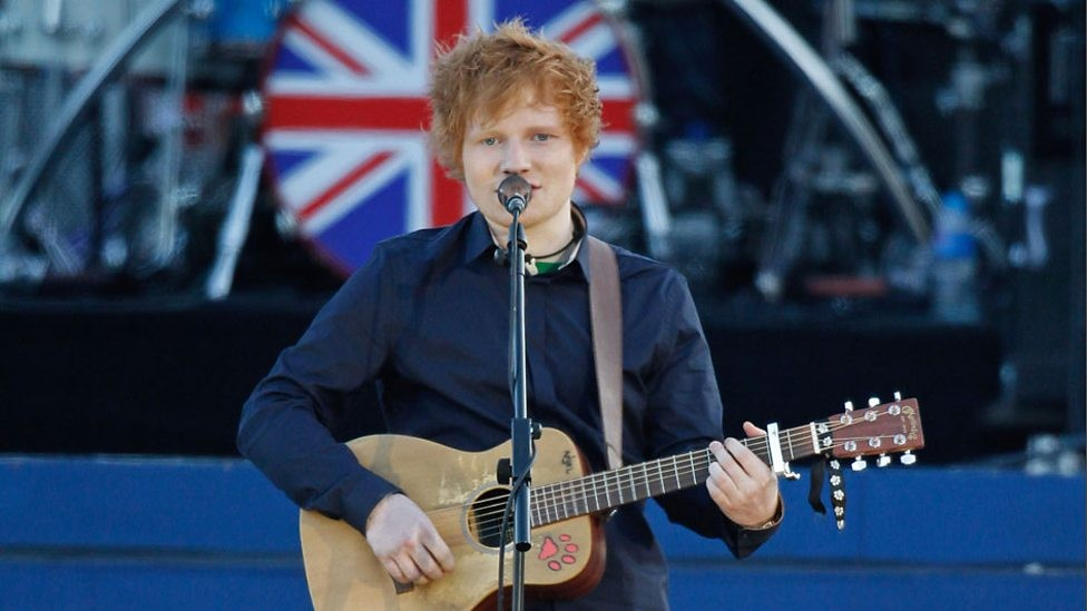 Ed Sheeran Included In Queen Elizabeth II's Birthday Honors List | ed sheeran