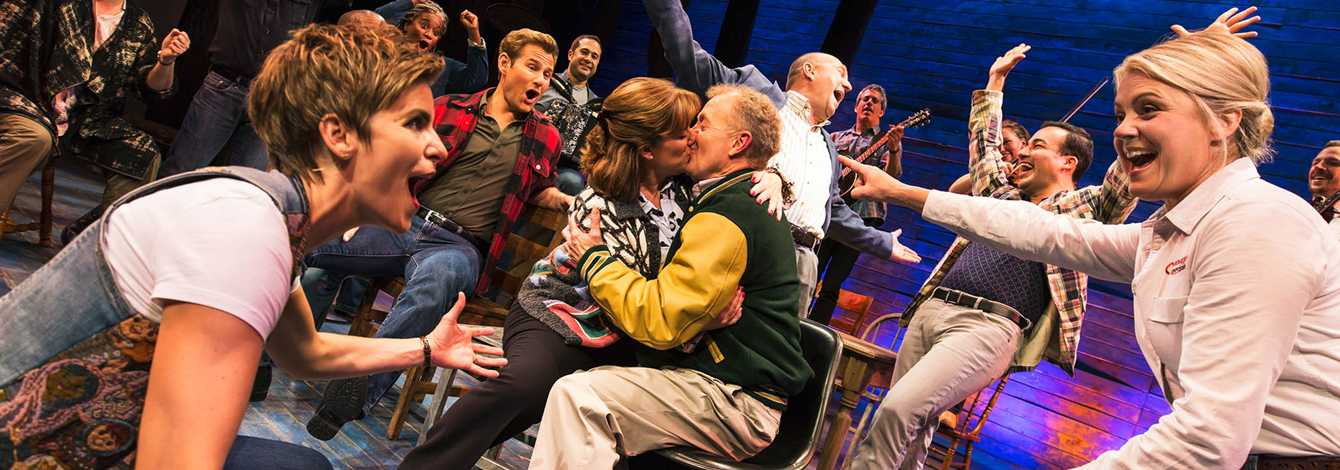 Hillary Clinton's Visit To Broadway's 'Come From Away' Met With Cheers | Hillary Clinton