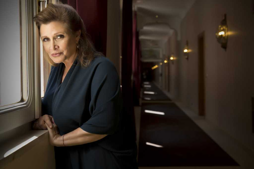 Carrie Fisher Revealed To Have Died From Many Medical Complications | Carrie Fisher