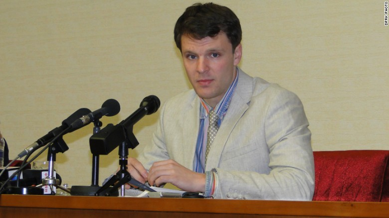 Otto Warmbier Dies Days After Release From North Korean Detention | Otto Warmbier